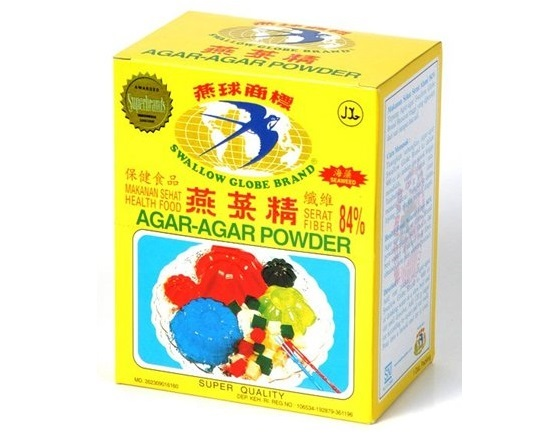 Agar agar Swallow